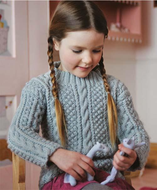 taglia 40 9a701 8f609 Schema per mini maglione aran - Trichi | Maglia, uncinetto ...